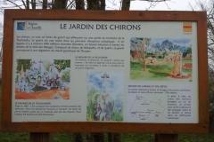 Le jardin des chirons 2